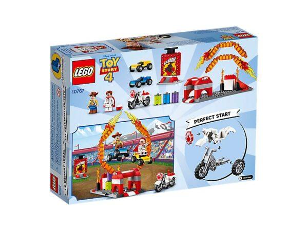 Lego Duke Caboom's Stunt Show-1388