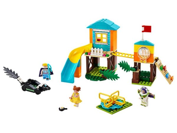 Lego Buzz & Bo Peep's Playground Adventure-0