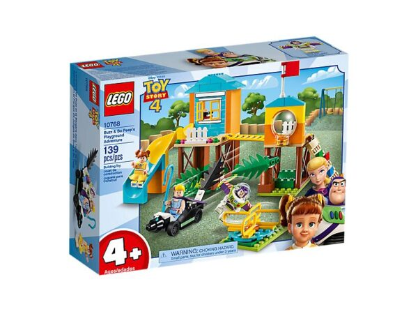Lego Buzz & Bo Peep's Playground Adventure-1390