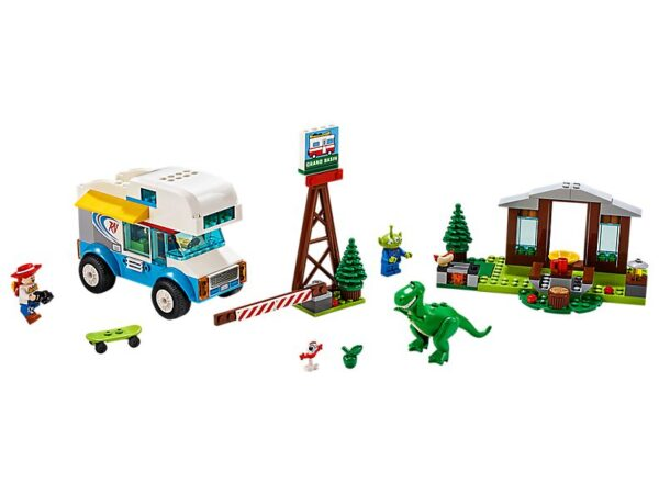 Lego Toy Story 4 RV Vacation-0