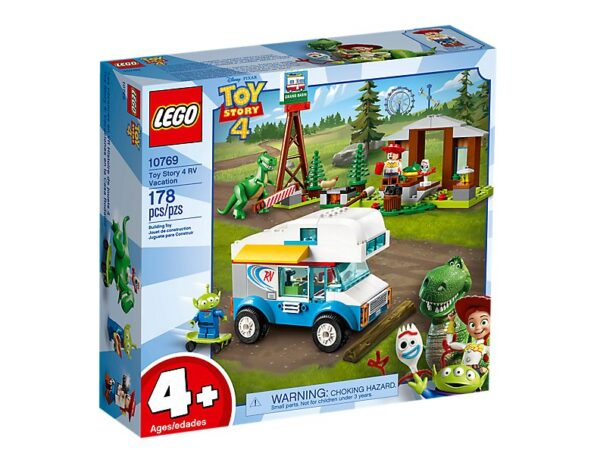 Lego Toy Story 4 RV Vacation-1418