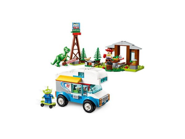 Lego Toy Story 4 RV Vacation-1419