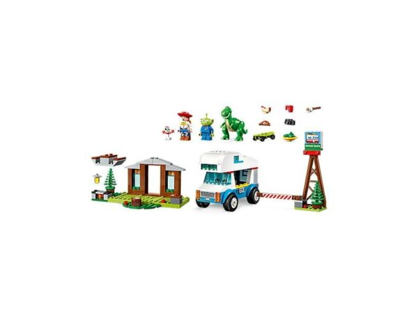 Lego Toy Story 4 RV Vacation-1420
