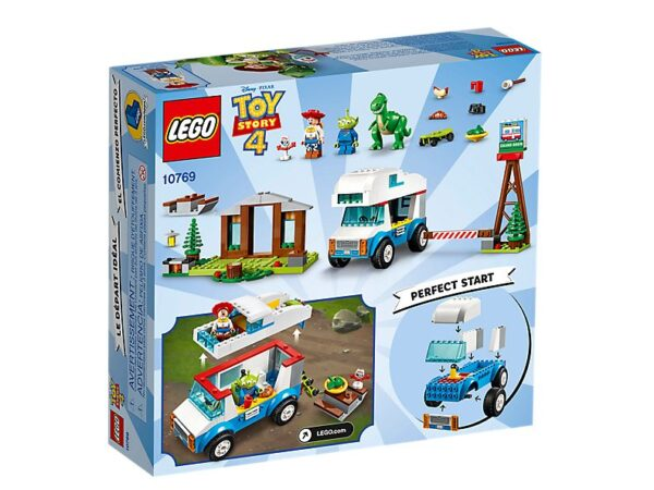 Lego Toy Story 4 RV Vacation-1421