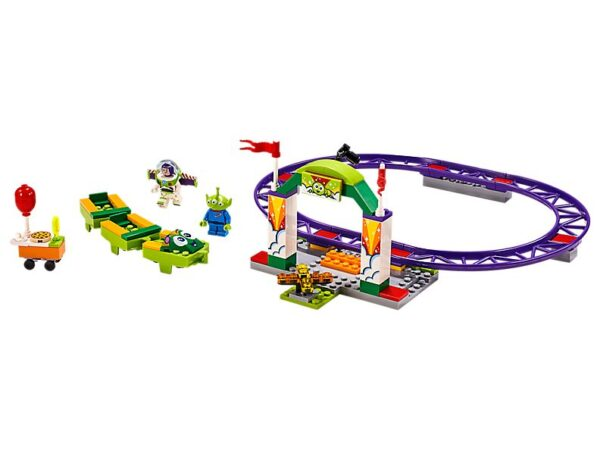 Lego Toy Story 4 Carnival Thrill Coaster-0