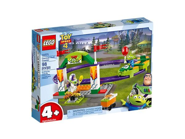 Lego Toy Story 4 Carnival Thrill Coaster-1428