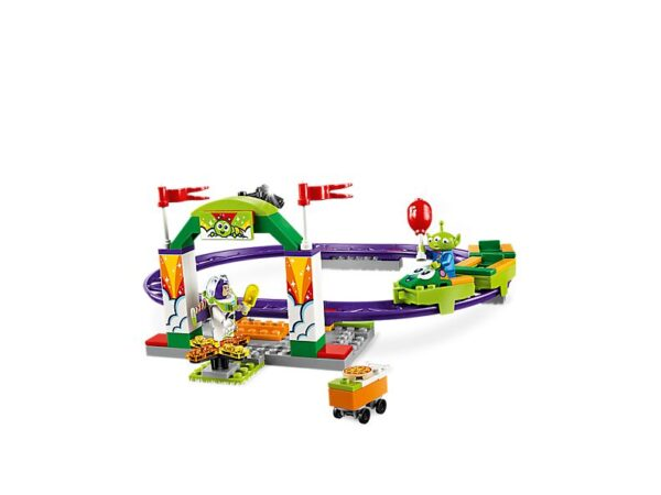 Lego Toy Story 4 Carnival Thrill Coaster-1429
