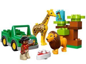 Lego Buzz & Bo Peep's Playground Adventure