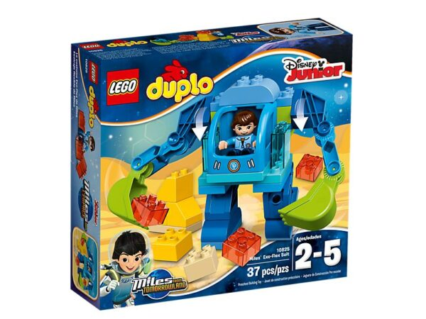 Lego Miles Exo Flex Suit