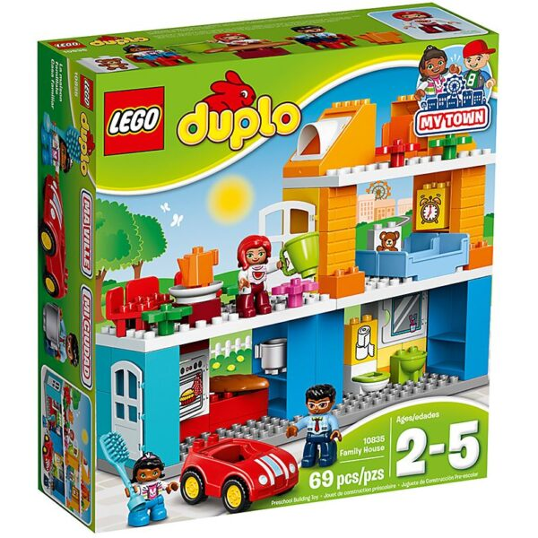 Lego Family House -1438