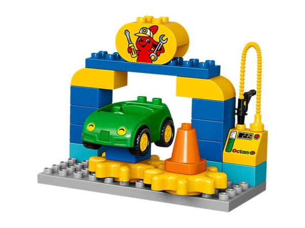 Lego Town Square -1445