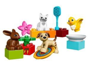 Lego Family Pets -0