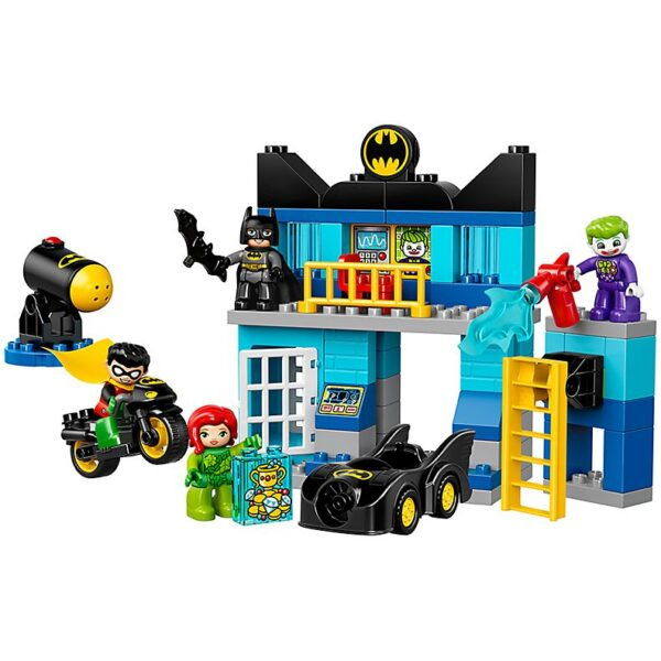 Lego Batcave Challenge-0