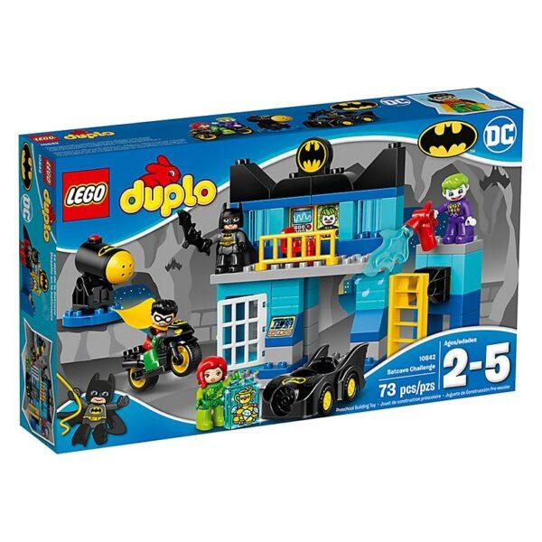 Lego Batcave Challenge-1463