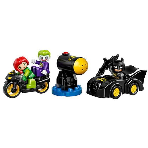 Lego Batcave Challenge
