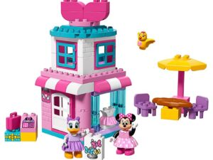 Lego Minnie Mouse Bow Tique-0