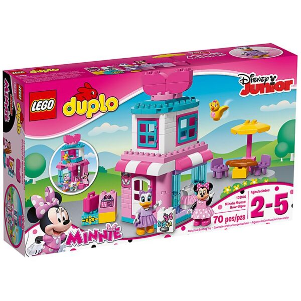 Lego Minnie Mouse Bow Tique