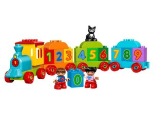 Lego Number Train-0