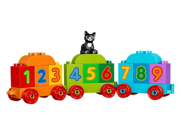 Lego Number Train-1490