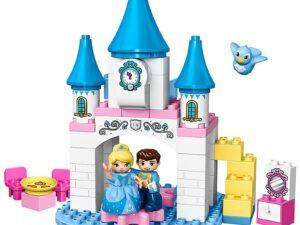 Lego Cinderella´s Magical Castle-0