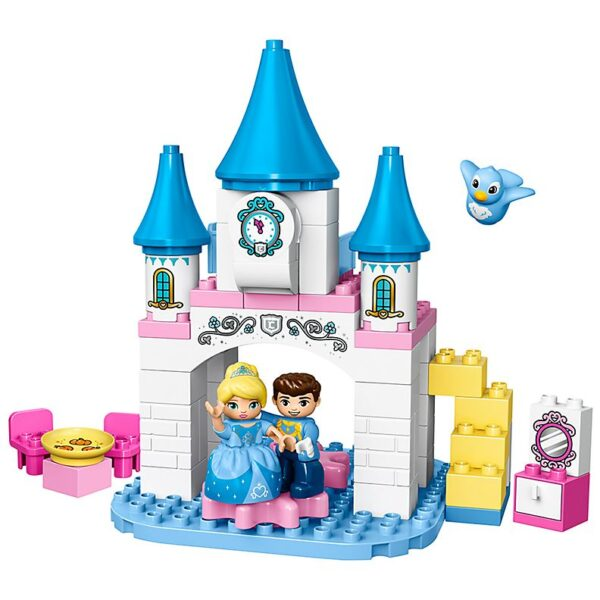 Lego Cinderella´s Magical Castle-0