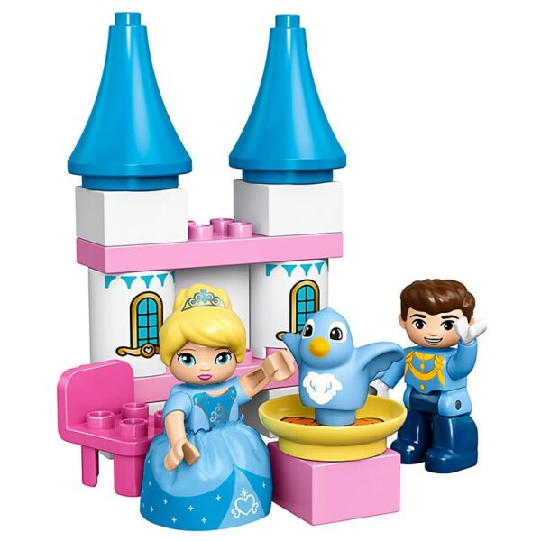 Lego Cinderella´s Magical Castle-1498