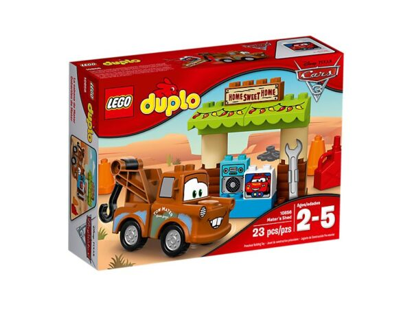 Lego Mater´s Shed