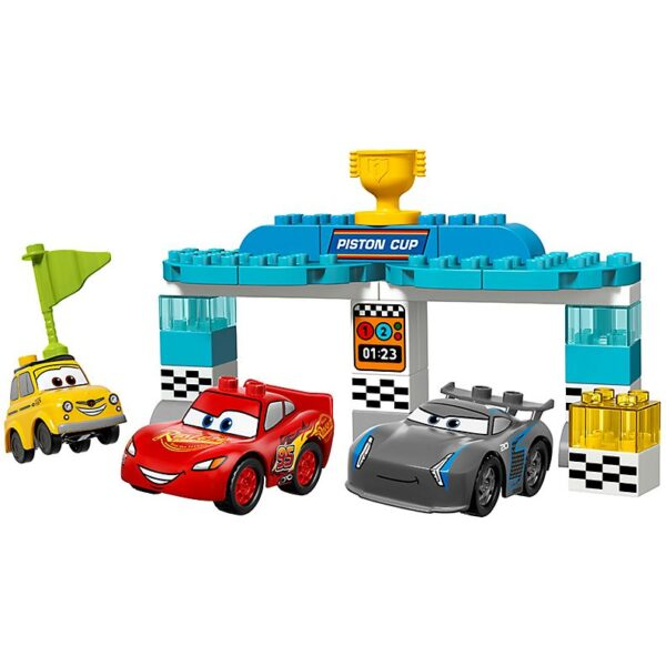Lego Piston Cup Race-0