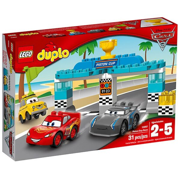 Lego Piston Cup Race-1507