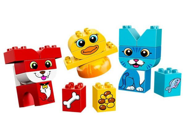 Lego My First Puzzle Pets-0