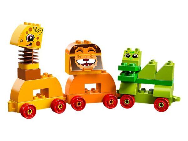 Lego My First Animal Brick Box