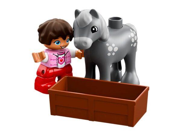 Lego Farm Pony Stable