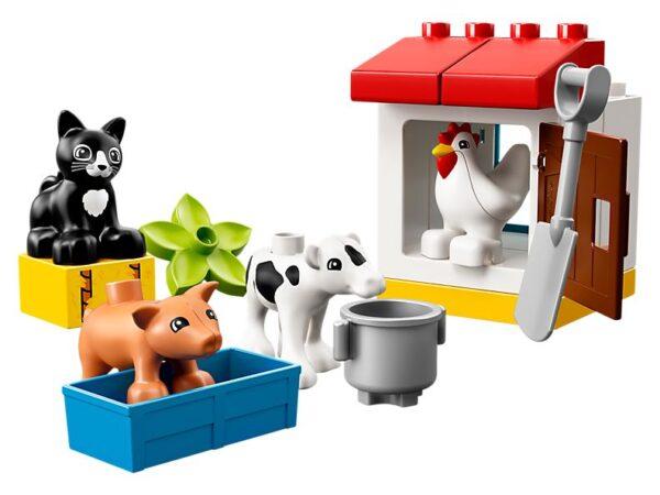 Lego Farm Animals