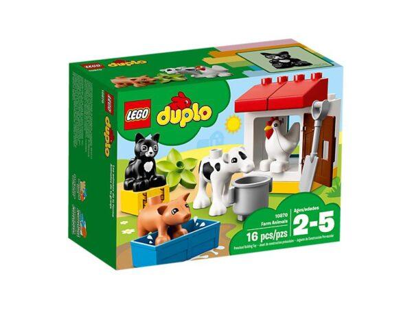 Lego Farm Animals -1562