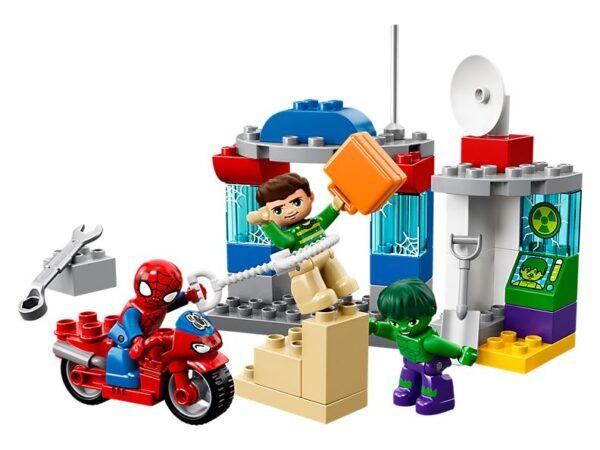 Lego Spider Man & Hulk Adventures