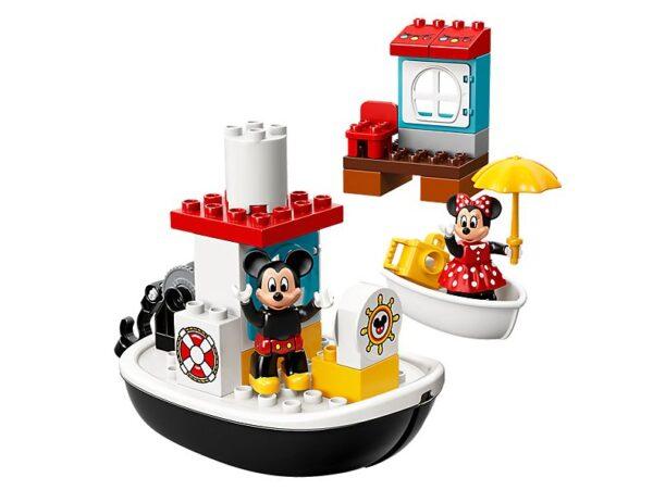 Lego Mickey's Boat-0