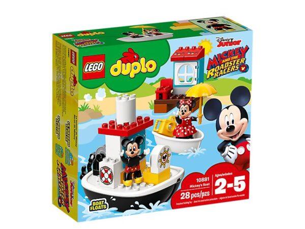 Lego Mickey's Boat-1591