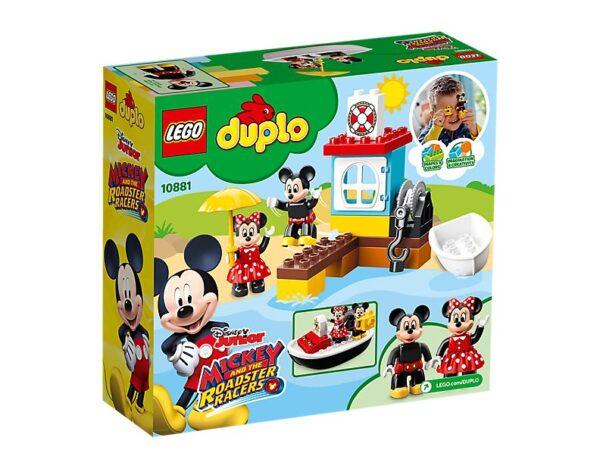 Lego Mickey's Boat-1594