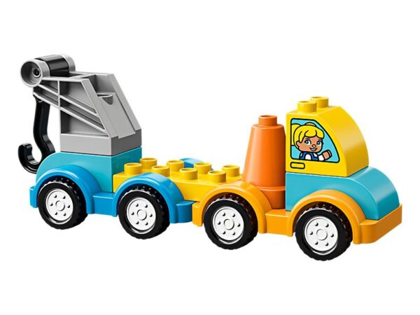 Lego My First Tow Truck-0