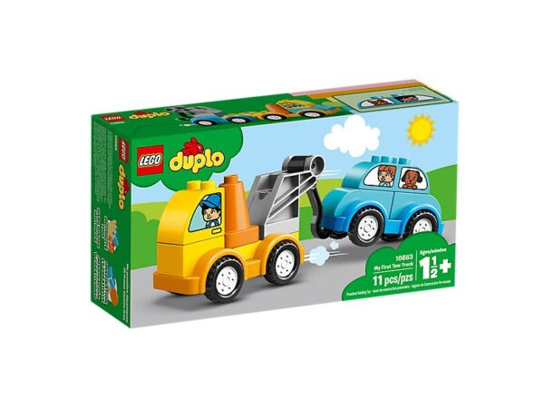 Lego My First Tow Truck-1596