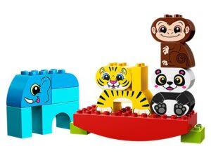 Lego My First Balancing Animals-0