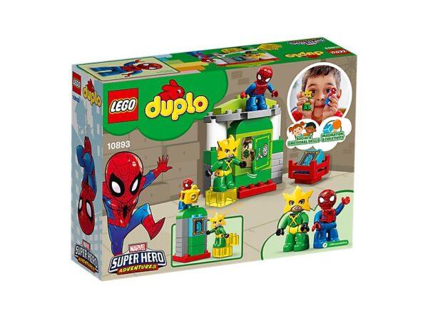 Lego Spider-Man vs. Electro
