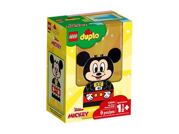 Lego My First Mickey Build
