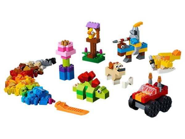 Lego Basic Brick Set-0