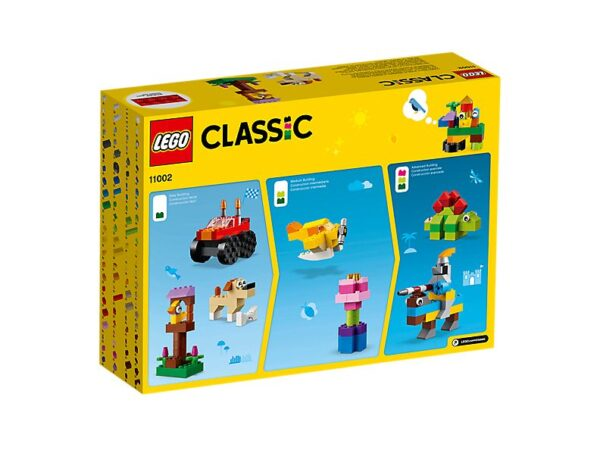 Lego Basic Brick Set-1655