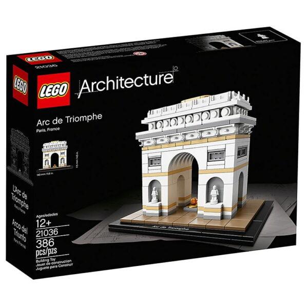 Lego Arc de Triomphe-1695