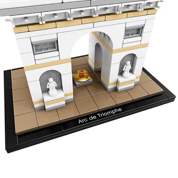 Lego Arc de Triomphe-1697