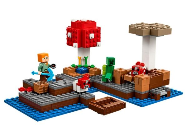 Lego The Mushroom Island-1701