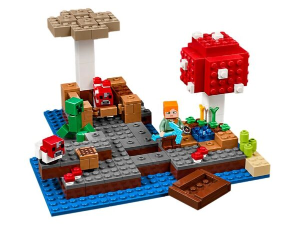 Lego The Mushroom Island-1702