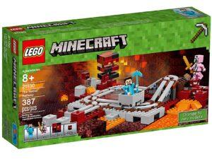 Lego The Mushroom Island
